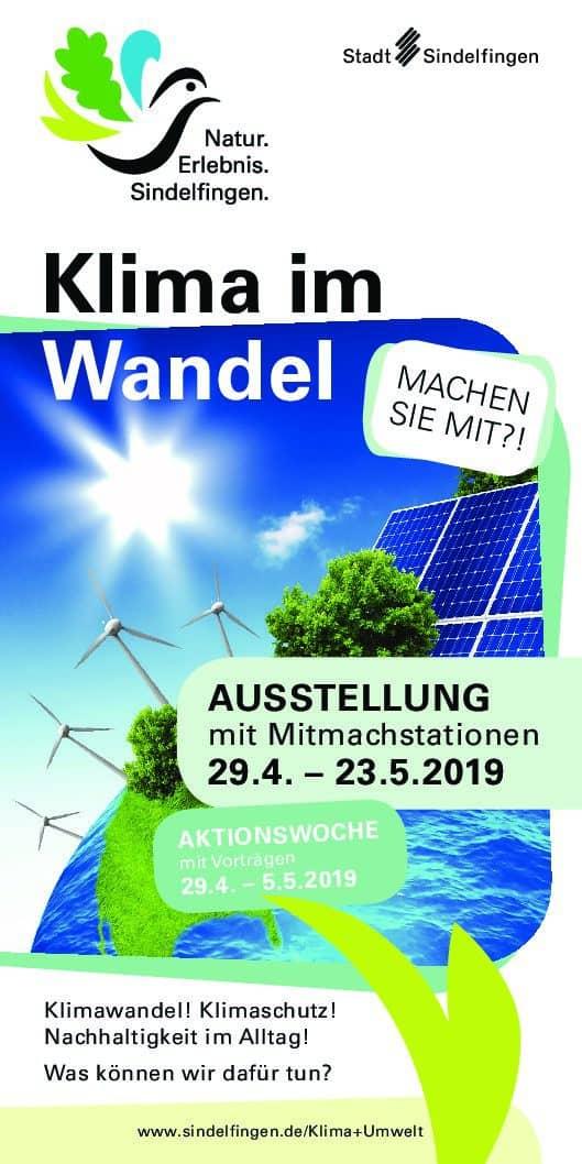 Ausstellung Klima Im Wandel In Sindelfingen Noch Bis 23052019